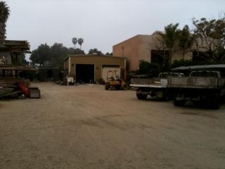 Garden Street site before construction